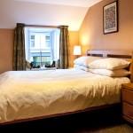 Double room at Lochleven Killin B&B