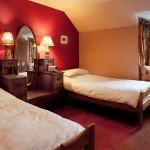 Twin room at Lochleven Killin B&B
